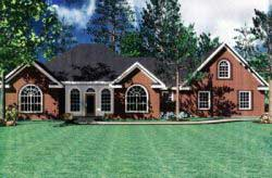 European Style Home Design 2-153