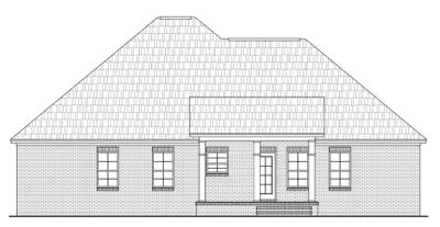 Rear Elevations Plan:2-162
