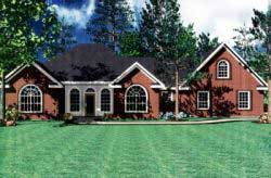 European Style House Plans 2-183
