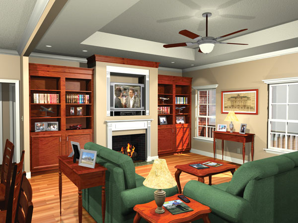 Southern Style Floor Plans