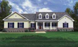 Southern Style House Plans Plan: 2-214