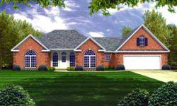 European Style House Plans 2-236