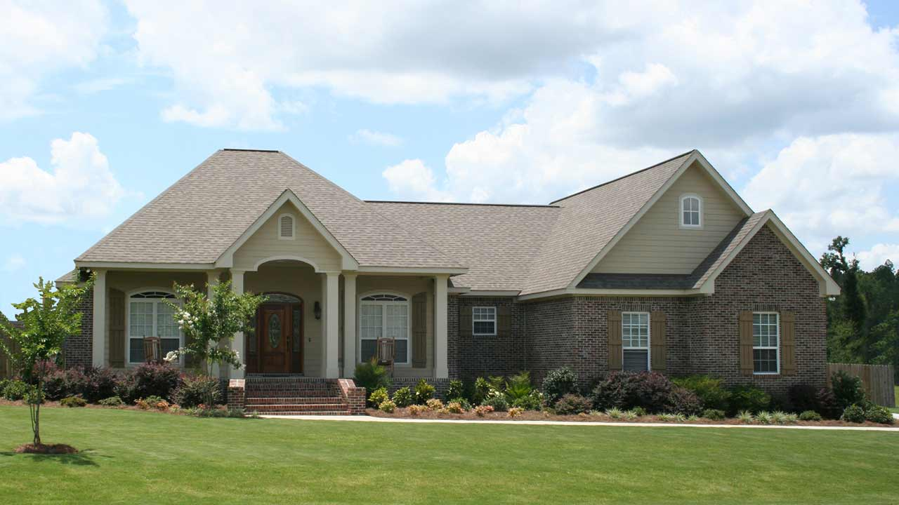Southern Style House Plans Plan: 2-271