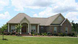 Southern Style Floor Plans 2-271