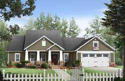 Craftsman Style Floor Plans 2-273