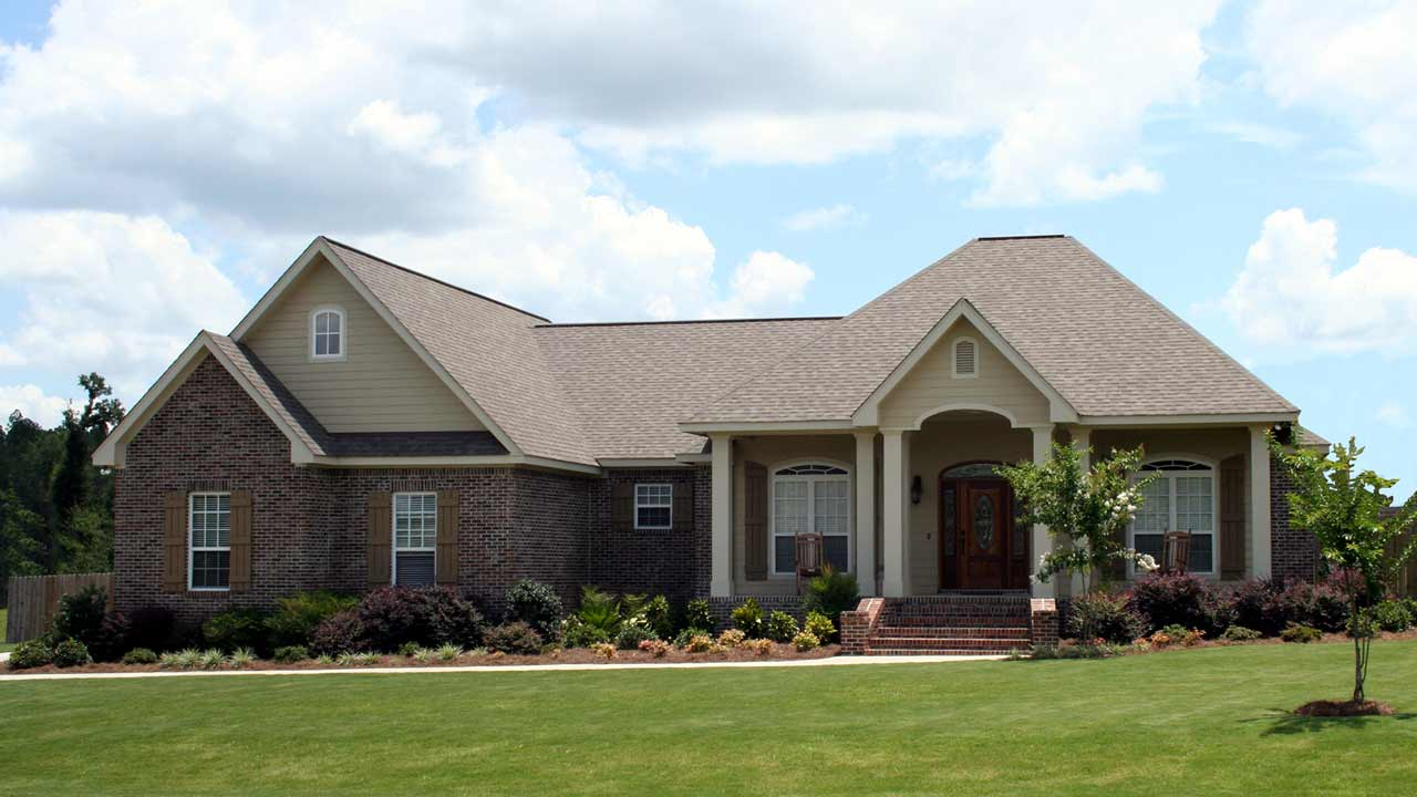 Traditional Style Floor Plans Plan: 2-279