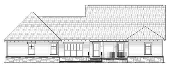 Rear Elevations Plan:2-284