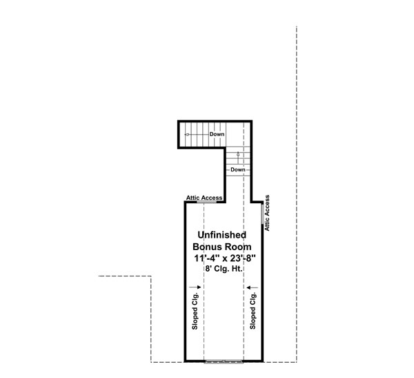 Bonus Floor Plan: 2-306