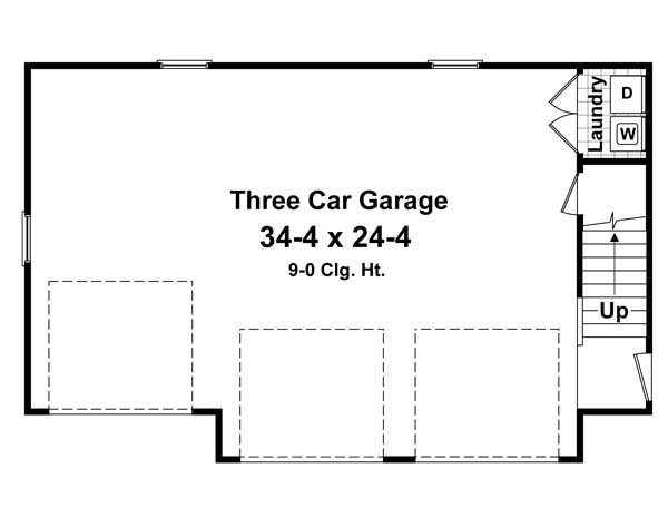 Main Floor Plan: 2-315