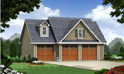 Country Style House Plans 2-315