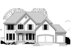 Traditional Style House Plans Plan: 21-116
