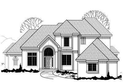 Traditional Style House Plans Plan: 21-145