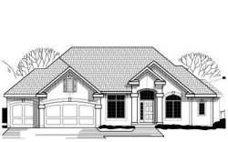 Traditional Style House Plans Plan: 21-171