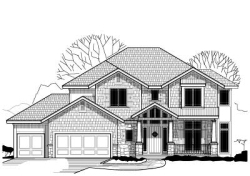Traditional Style Floor Plans Plan: 21-185