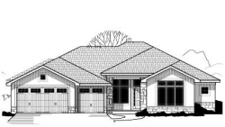 Traditional Style House Plans Plan: 21-196
