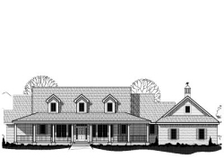 Country Style House Plans 21-203