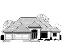 Traditional Style Floor Plans Plan: 21-204