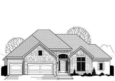 Traditional Style House Plans Plan: 21-205