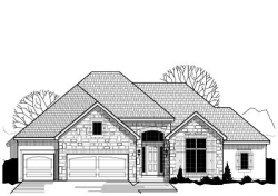Traditional Style Home Design Plan: 21-205