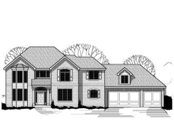 Traditional Style Floor Plans Plan: 21-220