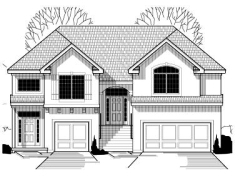 Traditional Style House Plans Plan: 21-256