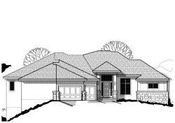 Traditional Style Home Design Plan: 21-300