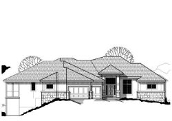 Traditional Style House Plans Plan: 21-305