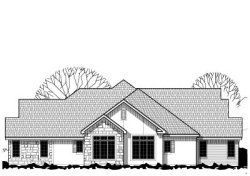 Traditional Style Floor Plans Plan: 21-313