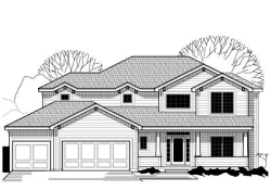 Traditional Style Floor Plans Plan: 21-318