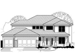 Traditional Style House Plans Plan: 21-327