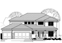 Traditional Style Home Design Plan: 21-329