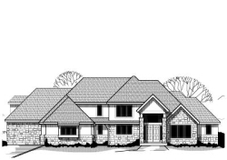 Traditional Style House Plans Plan: 21-363