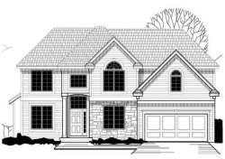 Traditional Style Home Design Plan: 21-374