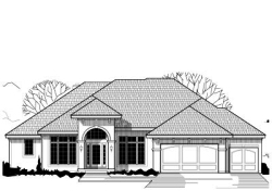 Traditional Style House Plans Plan: 21-420
