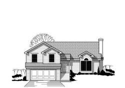 Traditional Style Floor Plans Plan: 21-454