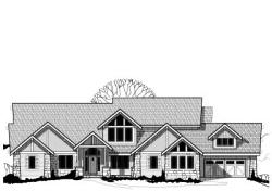 Craftsman Style House Plans Plan: 21-469