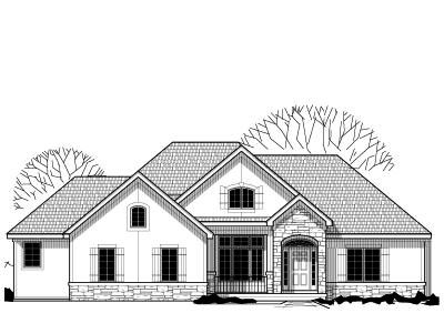 Traditional Style House Plans Plan: 21-482