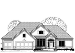 Traditional Style Home Design Plan: 21-483