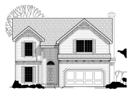 Traditional Style House Plans Plan: 21-502