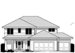 Prairie Style Floor Plans Plan: 21-507
