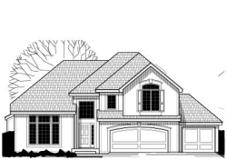 Traditional Style House Plans Plan: 21-521