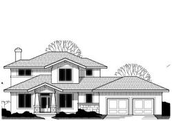 Craftsman Style Floor Plans Plan: 21-527