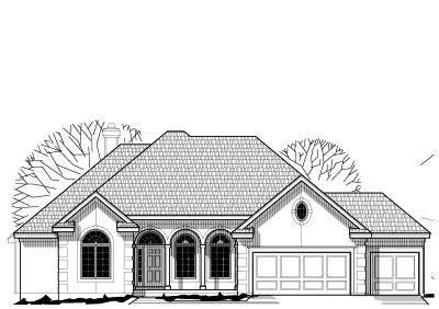 Mediterranean Style House Plans Plan: 21-534