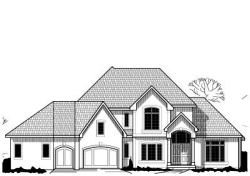 Traditional Style House Plans Plan: 21-558