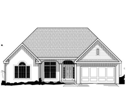 Traditional Style Home Design Plan: 21-563