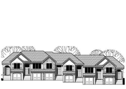 Traditional Style Home Design Plan: 21-574