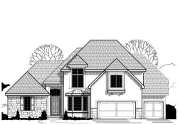 Traditional Style Floor Plans Plan: 21-592