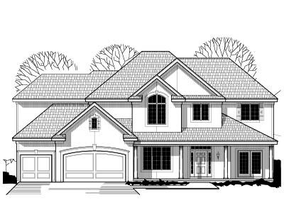 Traditional Style Floor Plans Plan: 21-600