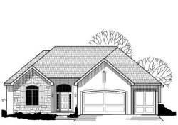 Traditional Style House Plans Plan: 21-616
