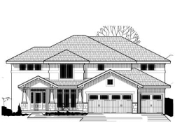 Craftsman Style Floor Plans Plan: 21-644